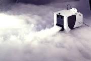 Magnifique tapis de fumée basse!